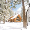 Log Cabin Near Lassen National Park