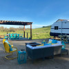 Farm Glamping in Retro RV - Harmony