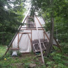 Long Haul Homestead A-Frame