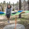 Tree Tent Glamping in Julian CA