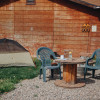 Glamping Tent Site with Jacuzzi