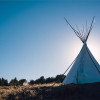 Sol Mountain Tipi - Chief Ouray