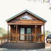 Al's Hideaway Log Cabin's