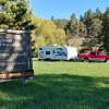 RVs in the Black Hills