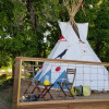 North Fork Tipi Haven RAVEN