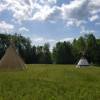 Dreamkeepers tipi overnight