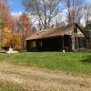 Round Top Retreat, rustic cabin