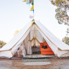 High Desert Zen Glamp - Wahe Tent