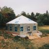 Hexayurt Glamping @ the Dome Asylum