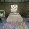 Glamping in a Yurt on GraceFarm!