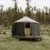 Feathered Pipe Yurts