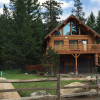REAL LOG CABIN - THE HAPPY PLACE!!!