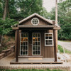 Luxury Tiny Beach Cabin