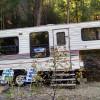 Private RV Creekside Base Camp