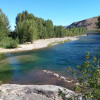 Autumn on the Methow River