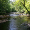 Primitive River Camping