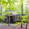 Caboose House in beautiful NY