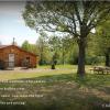 Cabin on a Buffalo Farm