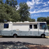 RV Near Ironstone for Concert Stays
