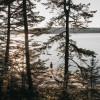 Maine Oceanfront Island Campsites