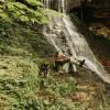 The Ridge Glampsite - Waterfalls