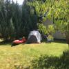 Tieton River Bunk Tent Site 2