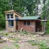 Brambleberry Farm Off-Grid Cabin