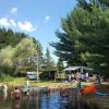 Lake Ponder Popup Camping