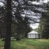 Yurt in the Pines