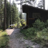 Lean-To in the Forest