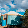 Pinyon Pine Yurt Escape