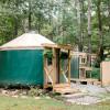 Little Green Yurt of Cedar Mountain