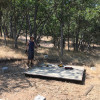 Zome Village Group Camping