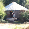 Yurt Temple