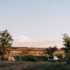 Desert Moon Tent Camping