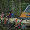 Caves + Camping II (tent platforms)