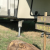 Family RV with bunkhouse.