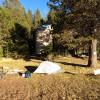 Tamarack Population 9-Camping!