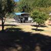 Riverfront RV camping on the Umpqua