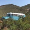 """1953 Vintage Bus """"Senorita Mojave"""""""