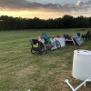 Camp at 7C's Winery