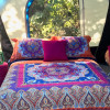 Waterside Glamping Gypsy Tent