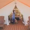 BaseCamp 37° - Katie Lee tent
