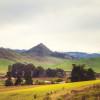 Mountains, Valley, Beach, Ranch