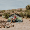 Campsites off Historic Route 66