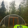Island forest quonset