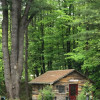 Grotto cabin for 3 season stays