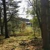 Camping on Black Walnut Hills farm