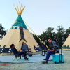 Eagles Tipi at Windwood Ranch