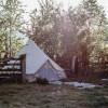 Biodynamic Herb Farm Tent Camping